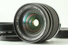 【TOP MINT Late Model】 Olympus OM System Zuiko Auto-W MC 21mm F2 From JAPAN #1544