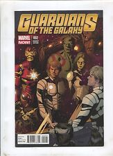 GUARDIANS OF THE GALAXY #2 (9.2) RIVERA VARIANT COVER!