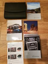 2014  MERCEDES  BENZ  S- CLASS  OWNER'S   MANUAL   KIT