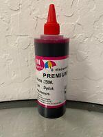 250ml Magenta bulk refill ink for Epson inkjet printer