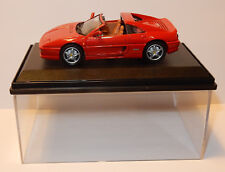 CORGI CLASSICS 1994 GOLDENEYE JAMES BOND FERRARI 355 GTS REF 92978 IN BOX 1/43