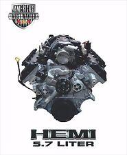 Mopar Hemi 5.7L VVT Crate Engine