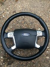 FORD GALAXY MK3 S-MAX 2006-2014 STEERING WHEEL WITH AIRBAG AG07