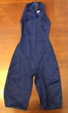 SPEEDO Aquablade Women's Bodyskin Size 30 Shorty Swimsuit Technical Suit Spandex
