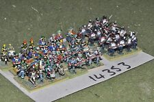 15mm napoleonic / french - infantry 48 figs - inf (14353)