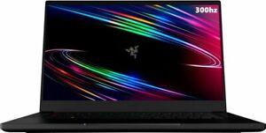"Razer Blade 15 15.6"" 300Hz Intel i7-10875H 16GB 512GB SSD NVIDIA RTX 2070 SUPER"