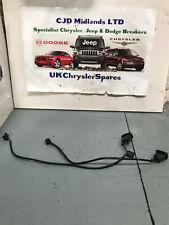 Front Flat Bosch Wiper Blade Set for Chrysler Crossfire 3.2 06//04-12//08