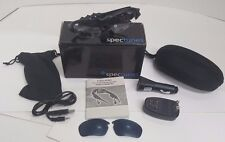 SPECTUNES 1GB MP3 BLUETOOTH GLASSES WITH SHADES