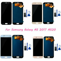 LCD Touch Screen Display Digitizer Replace For Samsung Galaxy A5 2017 SM-A520F