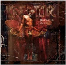 Kreator - Outcast - New 2CD Album - Mediabook - Pre Order - 23/2
