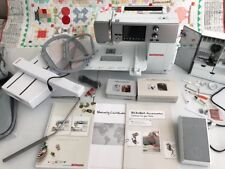 Bernina 570 QE Sewing, Quilting and Embroidery Machine with BSR (Old Generation)