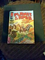 PLANET OF THE APES#6-MAGAZINE FORMAT-HIGH GRADE