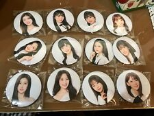 IZ*ONE izone  'COLOR*IZ' SHOW-CON concert goods pin button set *choose ur member