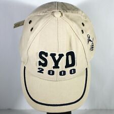 Sydney Olympics 1/2000 LIMITED EDITION VERY RARE Dad Cap