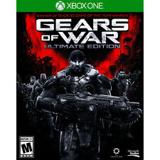 Gears of War: Ultimate Edition Xbox One [Brand New]