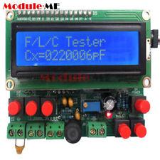 Digital Secohmmeter Capacitance Inductance Meter Frequency Meter DIY Kit