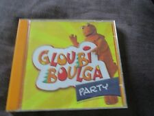 "CD ""GLOUBI BOULGA PARTY"" Goldorak, Candy (Chantal GOYA, Dorothee, Marie DAUPHIN"