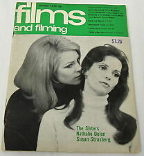 January 1970, FILMS AND FILMING ~ Margie Christian, VENUS IN FURS