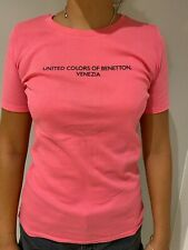 United Colors of Benetton T-shirt Fuchsia Venezia (Venice, Italy)
