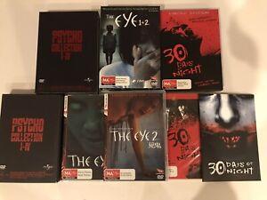 Classic Horror Movie DVD Boxset Collection