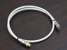NEW Oyaide DB-510 1.0m Digital BNC cable Pure silver From Japan with tracking