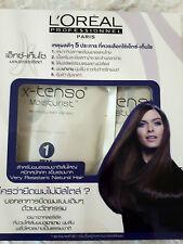 L'oreal XTenso Very Resistant Permanent Hair Straightener Straightening Kit