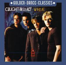 CD caught in the Act cita Vibe CD album di culto boyband