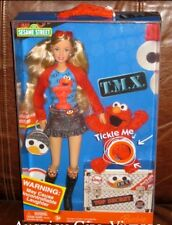 Barbie TMX Tickle Me Elmo Laugh Giggle NEW 2006 Original Package Xmas Gift Idea