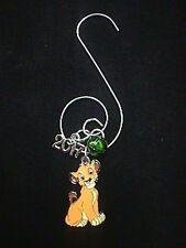 Disney 2017 The Lion King Simba Christmas Tree Ornament