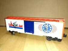 VINTAGE LIONEL PAUL REVERE BOX CAR W/SLIDE DOORS 9759 FROM THE LIBERTY SPECIAL