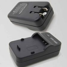 Wall Battery Charger For Canon LP-E6 LPE6 EOS 60D EF-S 18-135IS Kit 18-200IS Kit