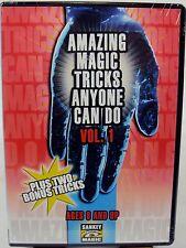 Amazing Magic Tricks Anyone Can Do ~ Jay Sankey, Volume 1 (DVD, 2006)