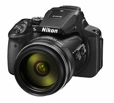 Nikon COOLPIX P900 16 MP ZOOM OTTICO 83x nero Fotocamera digitale + Kit di accessori 2