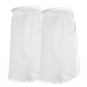250/300 Micron Nylon Mesh Filter Socks 7inch NMO 32Inch Wet Dry Long Filter Bags