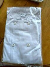 Chef Jacket Medium Princess Cruises Uniform New Never Opened Long Sleeve