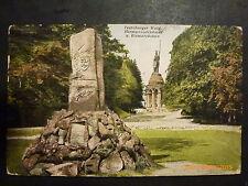 Ansichtskarten aus Niedersachsen mit Stempel