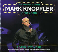 "MARK KNOPFLER ""An Evening With Mark Knopfler And Band at New York"" (RARE 2 CD)"