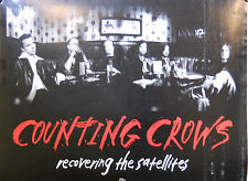 COUNTING CROWS, RECOVERING FROM THE SATELLITES POSTER (C3)