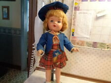 "CUTE 15"" VINTAGE RELIABLE EATON'S COMPOSITION DOLL ORIG. CLOTHES"