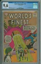 WORLD'S FINEST COMICS #101 CGC 9.6 WHITE PAGES