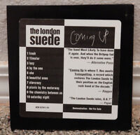 (The London) SUEDE - Coming Up - full US PROMO CD - 1996