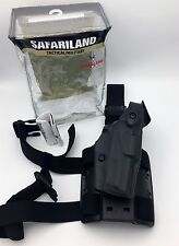 S&W M&P MP Safariland 6305 ALS Tactical Leg Holster RH w/ Detachable Harness STX