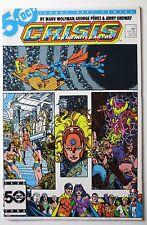 Crisis on Infinite Earths #11 (Feb 1986, DC) (C4519) Wonder Woman JLA Batman