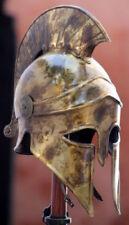Antique Ancient Collectibles Greek Corinthian Spartan Hoplite Helmet Sca Larp