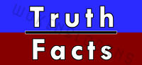 """Truth over Facts"" Joe Biden Gaffemaster Bumper Sticker"