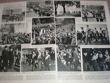 Photo article Funeral of King Haakon VII of Norway 1957