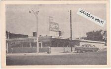 c. 1953 HENRYETTA, OK, PATTY ANN DRIVE-IN ADVERTISEMENT