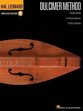 Hal Leonard Dulcimer Method 2nd Edition - For Mountain Dulcimer NEW 000697230
