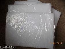 Aquarium Fish Tank Koi Pond Filter Media White Fleece Floss Wool Pads Wadding