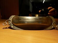 * BOAT CHOCOLATE MOLD MOULD  MOLDS VINTAGE ANTIQUE
